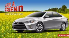 Checkout the New Look of the 2016 Camry