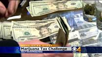 Judge Hears Debate Over Pot Tax