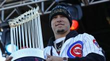 Javier Baez commemorates Cubs' championship with impressive tattoo