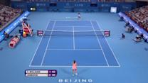 Serena powers past Jankovic for 10th title in 2013