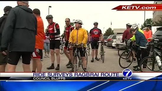 RAGBRAI organizers prep for next month's massive bike ride