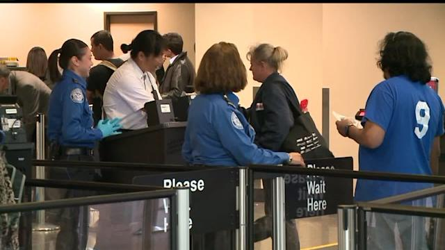 Men Rob Woman At Lindbergh Field Check-In