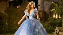 'Cinderella' Star Responds to Altered Waist Rumors