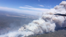 Evacuations ordered, structures destroyed as over 9,000-acre Tinder Fire explodes in Arizona