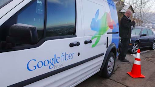 Google may cut the size of its Fiber business in half