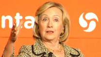 Hillary Clinton Breaks Her Silences on Ferguson Shooting