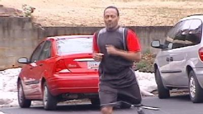 Upstate Man Runs Again With New Prosthetic Leg