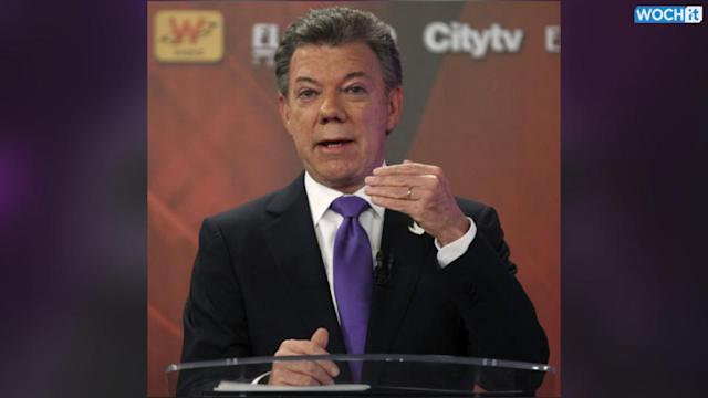 Colombia Government To Announce Peace Talks With ELN Rebels