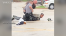 Wisconsin police released new surveillance video of an arrest that went viral