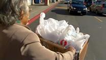 Alameda County plastic bag ban begins Tuesday