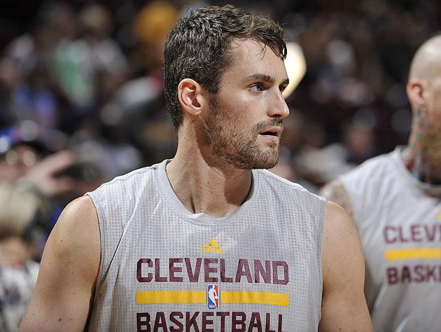 Kevin Love, he of the 34-point quarter, does not regret ...