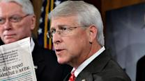Report: Poison sent to GOP Sen. Roger Wicker's office