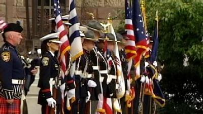 Police, Firefighters Honored During Special Mass