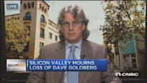 Dave Goldberg best role model in Valley: McNamee