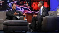 Kristoff St. John Met 'God' As A Child