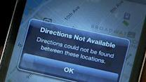 Apple facing backlash over new maps software