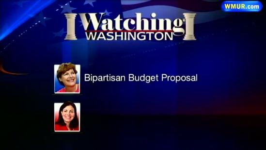 Watching Washington: Shaheen proposes 2-year budget