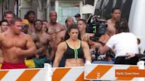 Danica Patrick Sports Bulkly Look for GoDaddy Ad