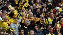 West Brom and Watford charged by FA over brawl