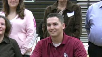 PCO's Brightwell To Play Baseball For OU