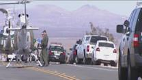 Audio from Ridgecrest shooting rampage released