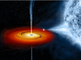 Astronomers plan to film the black hole at the center of the Milky Way galaxy as it gobbles up stars and planets. The video could open a 'new field' of science.