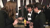 The Vanity Fair Oscar Party - What Are Snub Nubs, and Why Were They At the #vfoscarparty?