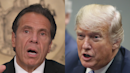 Andrew Cuomo after Trump debate attack: 'New York has a lower infection rate than the White House'