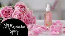 Make Your Own Rose Water Right Now