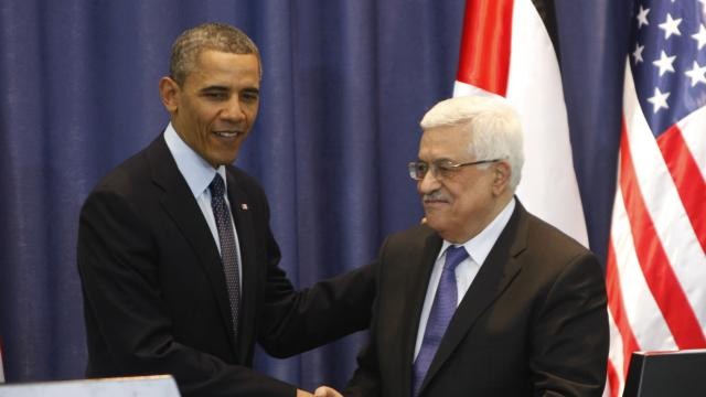 Obama: Palestinians Deserve Their Own State