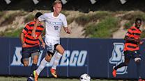 Brandt Talks Men's Soccer Player of the Week Award
