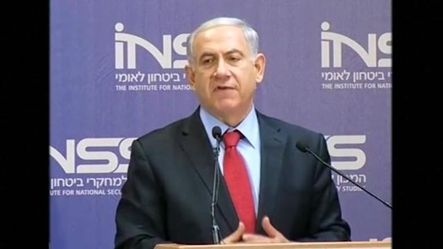 Israel's Netanyahu calls for supporting Kurdish independence