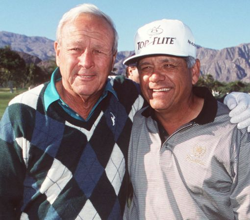 """Lee Trevino on Palmer: """"You Simply Cannot Replace Him"""""""