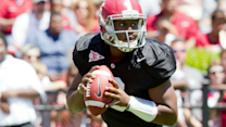 Who Will Crimson Tide Roll With At QB?