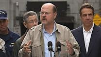 """MTA chair recounts """"extraordinary"""" flooding of NYC tunnels"""