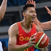 Los Angeles Lakers sign Chinese Olympian Yi