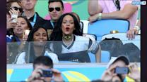 Rihanna Was The Real MVP Of Yesterday's 2014 World Cup Final