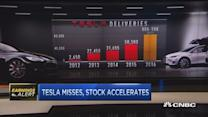 Tesla's fourth quarter miss