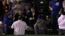 Fan loses wedding ring after coming up with Jorge Soler home run ball at Wrigley Field