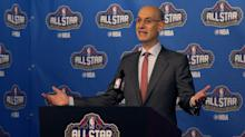 NBA Commissioner Adam Silver: The Earth is round, and Kyrie was just making a point