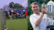 Love tastes the rainbow at 1997 PGA Championship