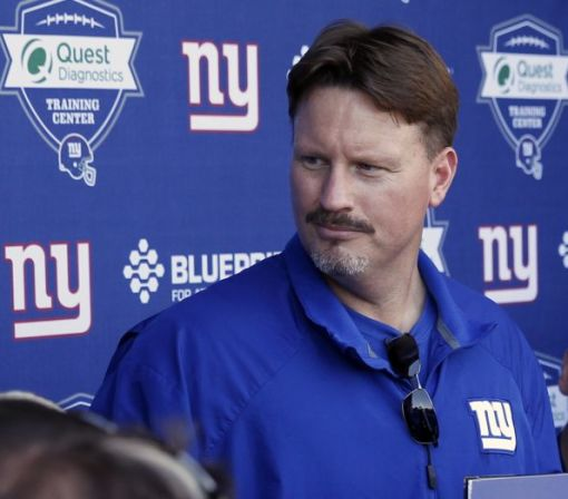 Ben McAdoo has nothing more to say about Josh Brown