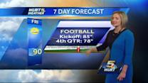 Holiday Weekend Planner