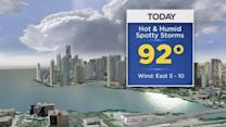CBSMiami.com Weather 9/16/2014 Tuesday 1PM