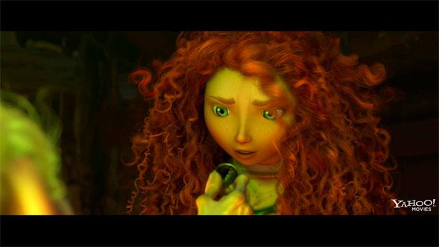 'Brave' Clip: For a Spell