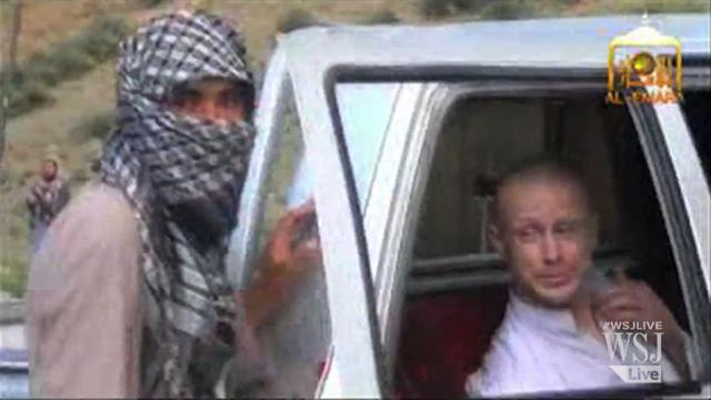Pentagon Reviewing Taliban Video of Bergdahl Release