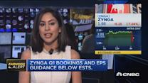 Zynga shares fall 7% on lower guidance