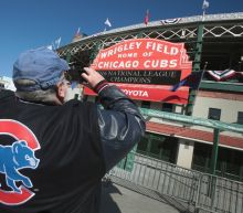 Fate of 'cursed' Cubs fueling World Series fever