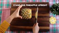 Basics: How to Cut a Pineapple