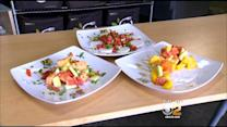 Chef Shares Water-Rich Dishes To Help You Stay Hydrated